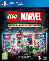 LEGO Marvel: Коллекция (Collection) (PS4)