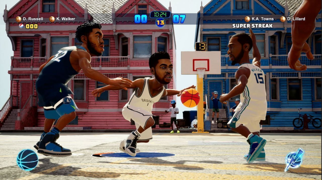 NBA 2K Playgrounds 2 (Xbox One)