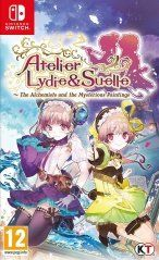 Купить игру Atelier Lydie and Suelle: The Alchemists and The Mysterious Painting (Switch) диск