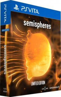 Semispheres (Orange Cover Limited Edition) (PS Vita)