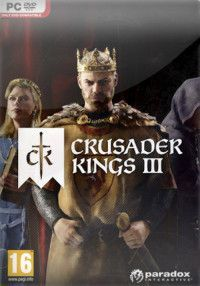 Crusader Kings III (3) Русская версия Box (PC)