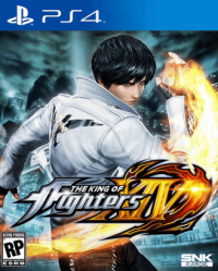 Купить Игру The King of Fighters XIV (14) (PS4) на Playstation 4 диск