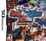 Super Robot Taisen OG Saga Endless Frontier (DS)