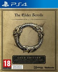 Игра The Elder Scrolls Online Gold Edition (PS4) Playstation 4
