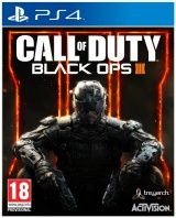Игра Call of Duty: Black Ops 3 (III) Русская Версия (PS4) USED Б/У Playstation 4