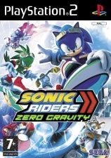 Купить Игру Sonic Riders: Zero Gravity (PS2) для Sony PS2 диск