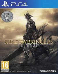 Игра Final Fantasy XIV (14) Online: Shadowbringers (PS4) Playstation 4