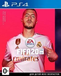 Игра FIFA 20 Русская версия (PS4) Playstation 4