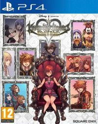 Игра Kingdom Hearts: Melody of Memory (PS4) Playstation 4