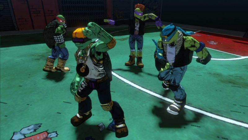 TMNT Teenage Mutant Ninja Turtles (Черепашки Ниндзя): Mutants in Manhattan (Xbox 360)