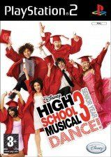 High School Musical 3: Senior Year DANCE! (PS2) USED Б/У