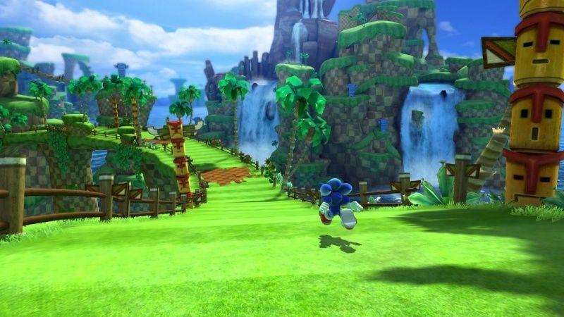 Sonic Generations Коллекционное издание (Collector's Edition) (Xbox 360/Xbox One)