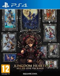 Kingdom Hearts: All in One Package (PS4)