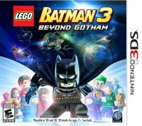 Купить игру LEGO Batman 3: Beyond Gotham (Лего Бэтман 3: Покидая Готэм) (Nintendo 3DS) на 3DS