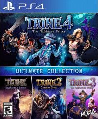 Trine - Ultimate Collection Русская Версия (PS4)