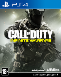 Игра Call of Duty: Infinite Warfare Русская Версия (PS4) Playstation 4