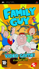 Игра Family Guy VideoGame (PSP) для Sony PSP