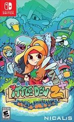 Купить игру Little Dew 2 + (Switch) диск