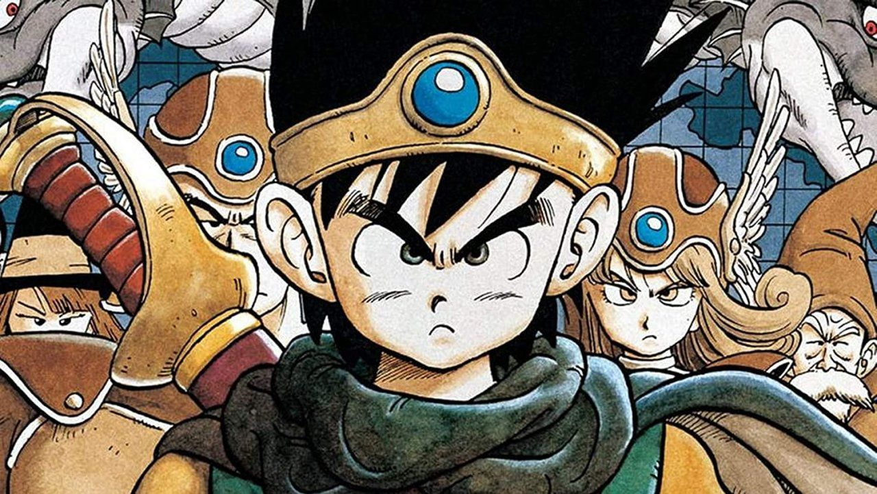 Dragon Quest Trilogy Collection (Switch)