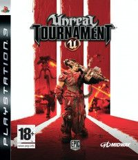 Купить игру Unreal Tournament 3 (III) Asia version (PS3) на Playstation 3 диск