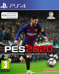 Игра Pro Evolution Soccer 2020 (eFootball PES 2020) Русская Версия (PS4) Playstation 4