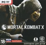 Купить Mortal Kombat X Русская Версия Jewel (PC)