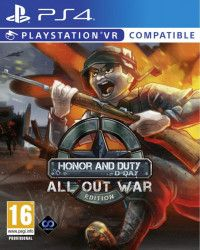Honor and Duty: D-Day - All Out War Edition (только для PS VR) (PS4)