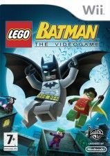 Купить игру LEGO Batman: The Videogame (Wii/WiiU) на Nintendo Wii диск
