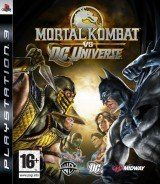 Купить игру Mortal Kombat vs. DC Universe (PS3) на Playstation 3 диск