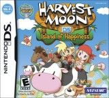 Harvest Moon: Island Of Happiness (DS)