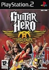 Купить Игру Guitar Hero: Aerosmith (PS2) для Sony PS2 диск