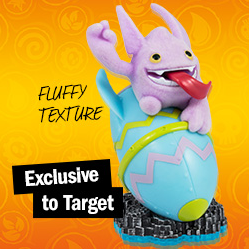 Skylanders Swap Force: Интерактивная фигурка Fluffy Springtime Trigger Happy