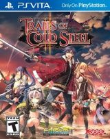 Игра The Legend of Heroes: Trails of Cold Steel 2 (PS Vita) для Sony PlayStation Vita