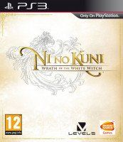 Купить игру Ni no Kuni: Wrath of the White Witch (PS3) на Playstation 3 диск