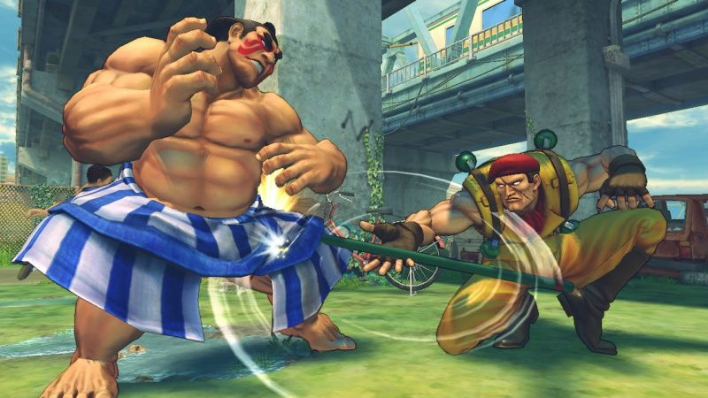 Ultra Street Fighter 4 (IV) (PS3)