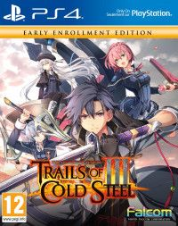Игра The Legend of Heroes: Trails of Cold Steel 3 (III) - Early Enrollment Edition (PS4) Playstation 4