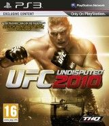 UFC Undisputed 2010 (PS3) USED Б/У