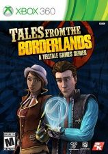 Купить Игру Tales from the Borderlands (Xbox 360) на Microsoft Xbox 360 диск