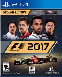 Игра Formula One F1 2017 Русская версия (PS4) Playstation 4