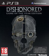 Купить игру Dishonored: Издание Игра Года (Game of the Year Edition) (PS3) для Sony Playstation 3