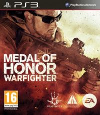 Купить игру Medal of Honor: Warfighter (PS3) на Playstation 3 диск