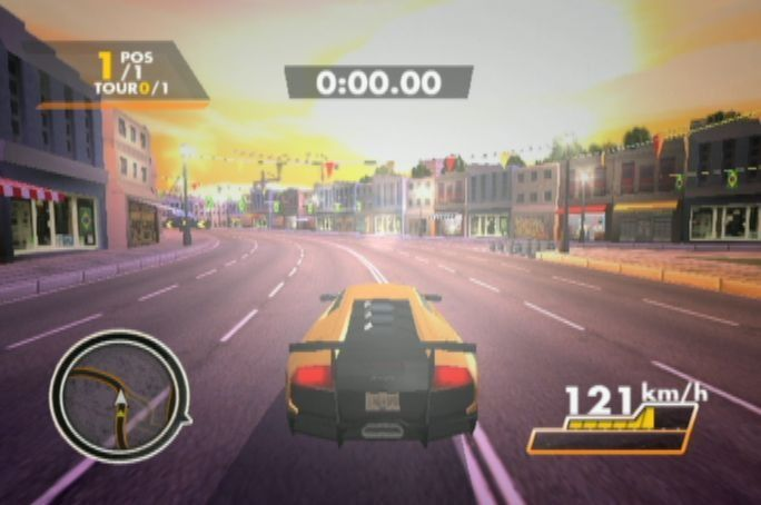 Купить игру Need for Speed: Hot Pursuit (Wii/WiiU) на Nintendo Wii диск