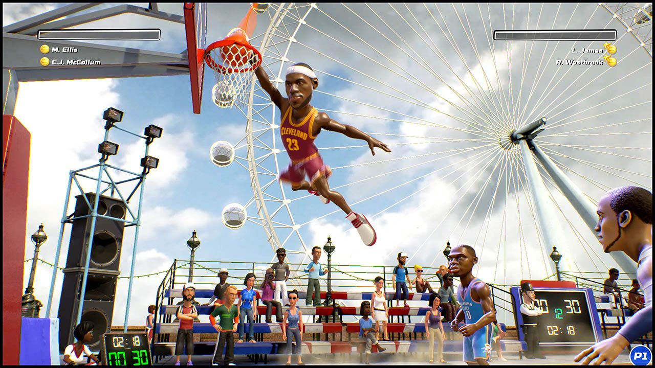 NBA 2K Playgrounds 2 (Switch)