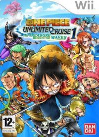 Купить игру One Piece: Unlimited Cruise 1: The Treasure Beneath the Waves (Wii/WiiU) на Nintendo Wii диск