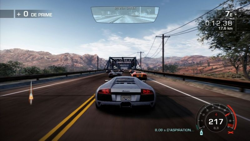 Need for Speed Hot Pursuit Русская версия (Xbox 360) USED Б/У