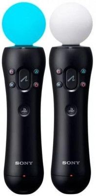 Контроллеры движений PlayStation Move Controller Twin Pack Sony (PS4)