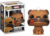 Фигурка Funko POP! Bobble: Локджо (Lockjaw) Марвел: Нелюди (Marvel: Inhumans) (20237) 9,5 см