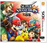 Купить игру Super Smash Bros. (Nintendo 3DS) на 3DS