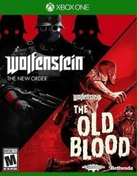 Wolfenstein: The New Order + The Old Blood Double Pack Русская Версия (Xbox One)