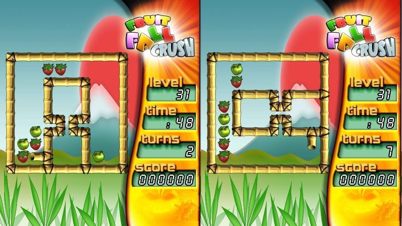 FruitFall Crush (Switch)